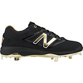 New Balance Men's Hero L4040v3 Low Metal Baseball Cleats