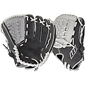"Worth Liberty Advanced Series Gry/Wht 12.5"" Fastpitch Glove"