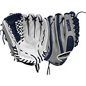 "Worth Liberty Advanced 12.5"" Navy Baseball Glove"