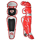 "All-Star Intermediate System 7 Catcher's Leg Guards (14.5"")"
