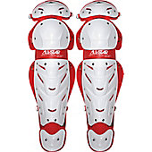 "All-Star Women's VELA Professional Fastpitch 13"" Leg Guards"