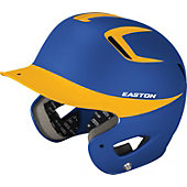 Easton Williamsport Natural Grip Two-Tone Senior Batting Helmet
