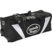 Louisville Slugger Oversized Black Equipment Bag