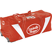 Louisville Slugger Oversized Scarlet Equipment Bag