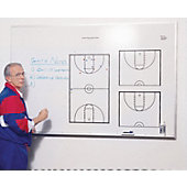 KBA Locker Room Dry Erase Board