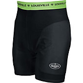 Louisville Slugger Women's Bronze Shield Sliding Shorts