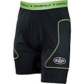 Louisville Slugger Women's Gold Shield Sliding Shorts