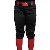 Louisville Slugger Youth Girls OKC Low-Rise Fastpitch Pant