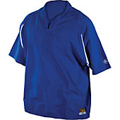 Louisville Slugger Men's Short Sleeve Batting Cage Pullover