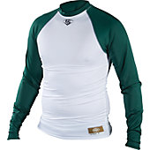 Louisville Slugger Men's Compression Fit Raglan Shirt