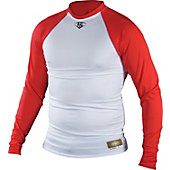 Louisville Slugger Youth Boy's Compression Fit Raglan Shirt