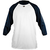 Louisville Slugger Youth Loose 3/4 Sleeve Shirt