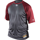 Louisville Slugger Men's Loose-Fit Short Sleeve Raglan Shirt