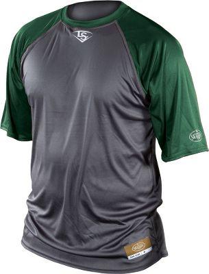 Louisville Slugger Youth Loose-Fit Short Sleeve Raglan Shirt