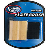 Louisville Slugger Umpire Plate Brush