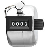 Louisville Slugger Metal Pitch Counter