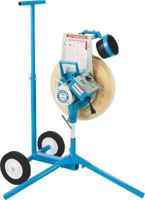 Jugs Softball Pitching Machine With Transport Cart   Softball Pitching