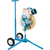 Jugs Sports Softball Pitching Machine With Transport Cart