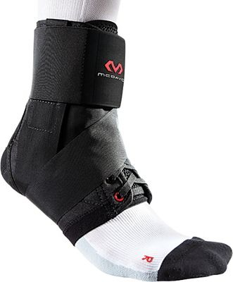 McDavid Ultralight Laced Ankle Brace with Strap - Sports Medicine