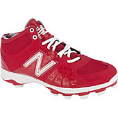 New Balance Men's 2000v2 Mid Molded Baseball Cleats