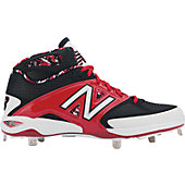 New Balance Men's 4040v2 Mid Metal Baseball Cleats