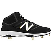 New Balance Men's M4040v3 Mid Metal Baseball Cleats