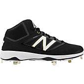 New Balance Men's M4040v3 Mid Metal Baseball Cleats
