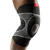 McDavid Level 2 Knee Sleeve/4-Way Elastic with Gel Buttress