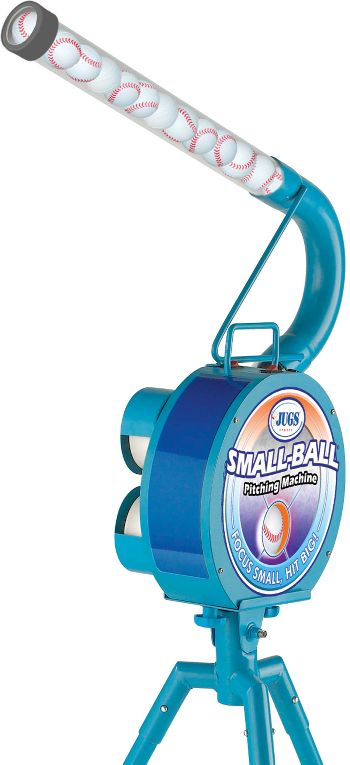 small pitching machine