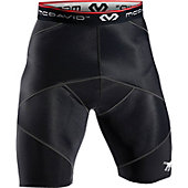 McDavid Men's Cross Compression Short with Hip Spica