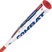 "Combat 2016 Maxum -8 Big Barrel Baseball Bat (2 5/8"")"