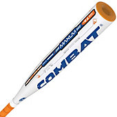 "Combat 2016 Maxum -10 Big Barrel Baseball Bat (2 5/8"")"
