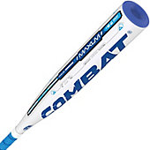 "Combat 2016 Maxum -10 Big Barrel Baseball Bat (2 3/4"")"