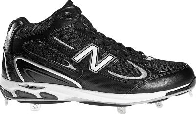 New Balance Men's 1103 Mid Metal Baseball Cleats