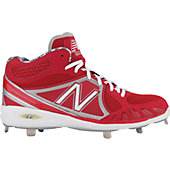 New Balance Men's MB3000 Mid Metal Baseball Cleats