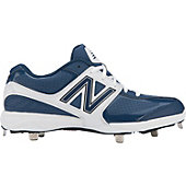 New Balance Men's 4040 Classic Low Metal Baseball Cleats