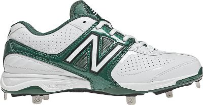 New Balance Men's 4040 Low Metal Baseball Cleats