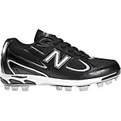New Balance Men's 823 D Low Molded Mesh Baseball Cleats