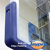 Jaypro Safe-Pro Backboard Bolt-On Edge Padding