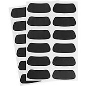 Marucci Eye Black Stickers (12 Pairs)