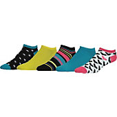 Twin City Krazisox Summer Socks (5 pair)