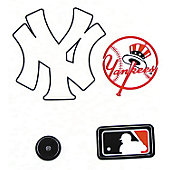 Rawlings MLB Logo Batting Helmet Decals