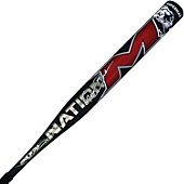 Miken 2015 Geno Buck SuperMax ASA Slowpitch Bat