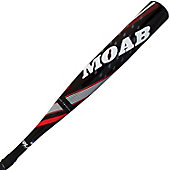 Rude American 2015 MOAB Power -10 Youth Baseball Bat (2 1/4""