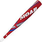 Rude American 2015 MOAB Speed -10 Youth Baseball Bat (2 1/4""