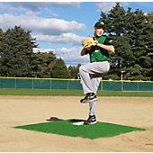 "ProMounds 6"" Bronco Green Pitching Mound"