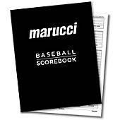 Marucci Baseball Scorebook