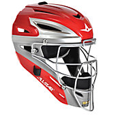 All-Star Adult Pro Model 2-Tone Catcher's Helmet