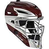 All-Star Adult System 7 Maroon Pro Catchers Helmet