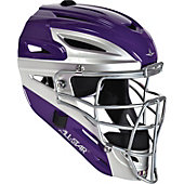 All-Star Adult System 7 Purple Pro Catchers Helmet